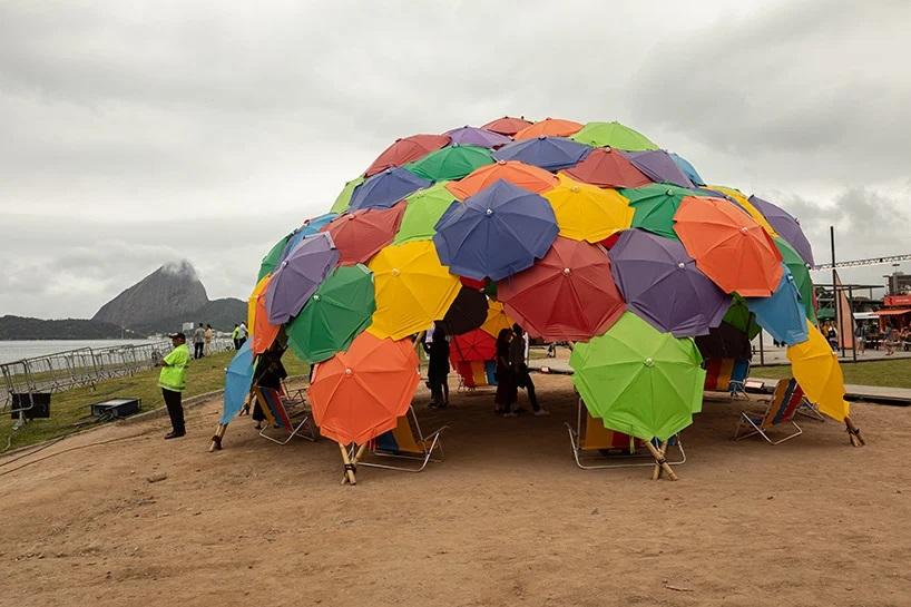 solaroca-domo-con-paraguas-Marina da Glória -Brasil-loqueva (2)