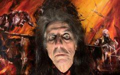Alice Cooper será el anfitrión de una experiencia de Halloween en Airbnb