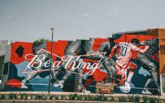 Budweiser rinde homenaje a Lionel Messi con murales en distintos puntos del país CABA - El Marian