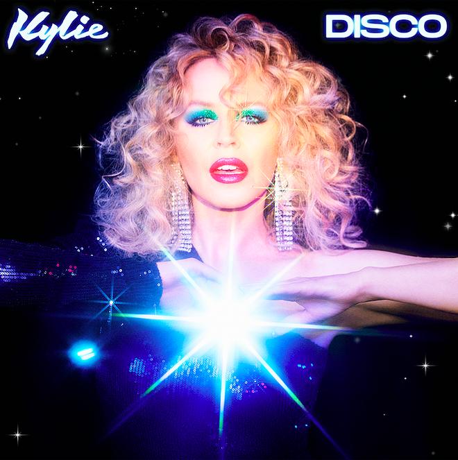 Kylie Minogue regresa con su nuevo álbum Disco y lo celebró con un streaming global