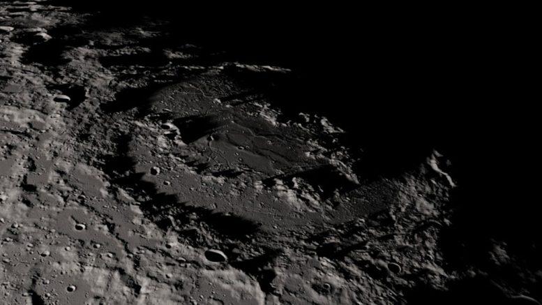 Crédito NASA LRO Ernie Wright